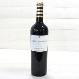 Vino tinto Reserva Camino de Castilla Ribera del Duero