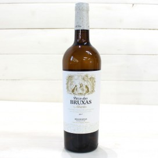 Albariño de vin blanc Pazo Das Bruxas