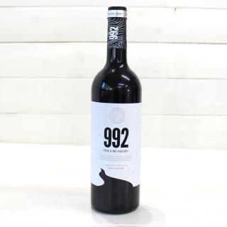 Red wine 992 Finca Rio Negro