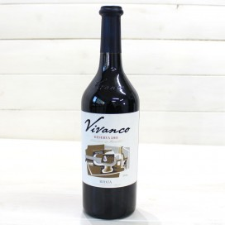 Vino Rosso Vivanco Reserva Rioja