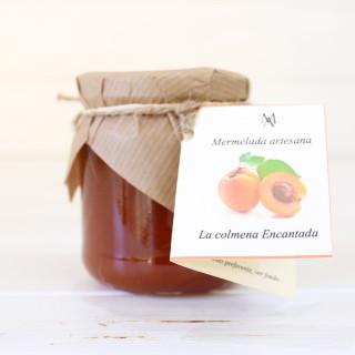 Confiture d'abricots 220g