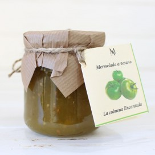 Marmelade von Grünen Tomaten 220g