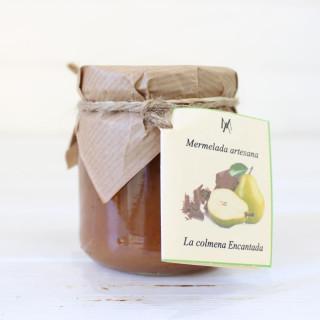 Marmelade mit Birne, Schokolade, 220g