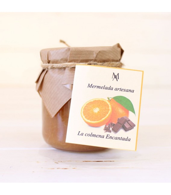 Mermelada de Naranja al Chocolate 220g