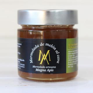 Marmelade von Melone mit Sekt 240g