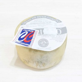 Cured Sheep's cheese 500 gr approx