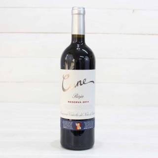 Vino tinto Cune Rioja Reserva