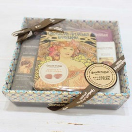 Basket Gourmet Chocolates Amatller