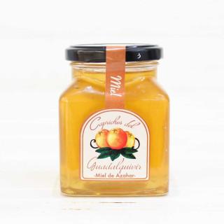 Miel de Fleur d'oranger 400 gr