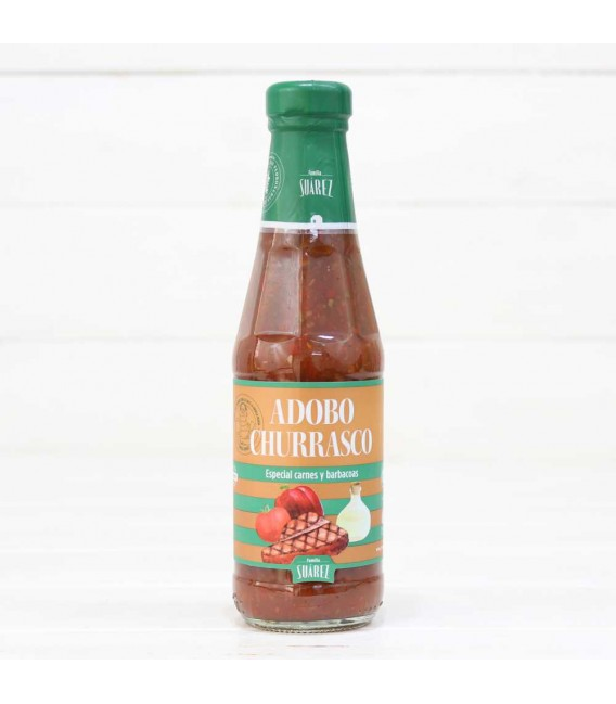 Salsa Churrasco Artesana para Carnes y Pescados, 285 ml