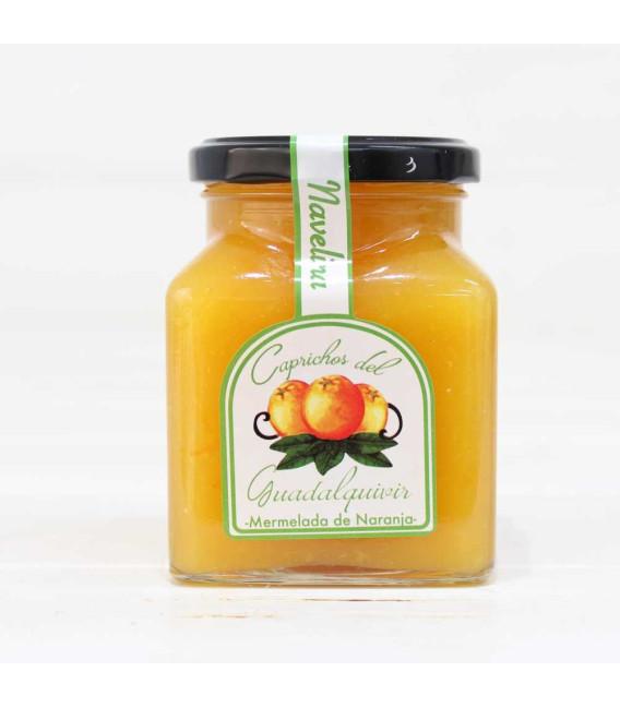 Mermelada de Naranja Navelina, 350 gr