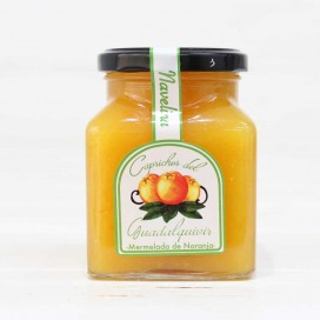 Marmelade aus Orangen Navelina, 350 gr