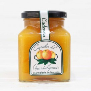De la marmelade d'Orange Cadenera, 350 gr