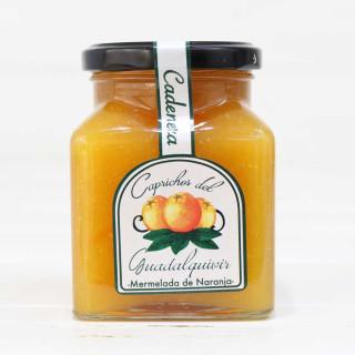 Mermelada de Naranja Cadenera, 350 gr