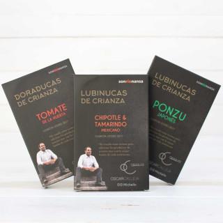 Pack Lubinucas y Doraducas 12% dto