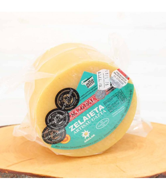 Queso Idiazábal D.O.P 1200 grs aprox