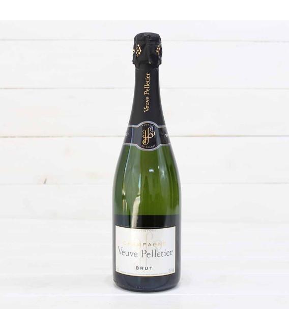 Champagner Veuve Pelletier Brut 75 Cl