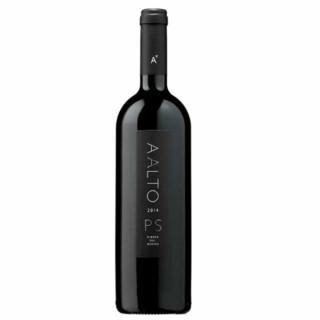 Vin rouge AAlto PS 2014