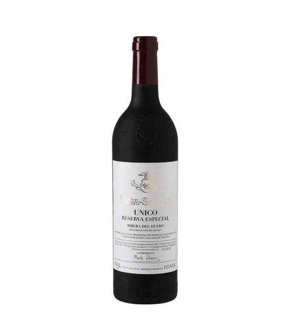 Vino Tinto único Reserva 2002, Vega Sicilia