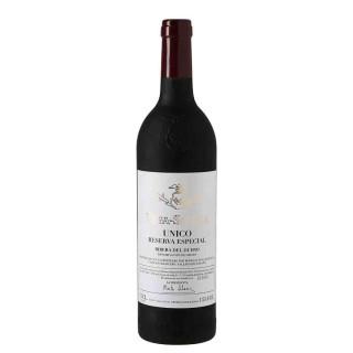 Vino Tinto Único Reserva 2006, Vega Sicilia
