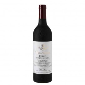Red Wine Single Reserva 2006, Vega Sicilia