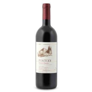Vino Rosso Fontodi Chianti Classico 2008