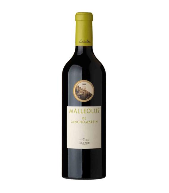 Vino tinto Malleolus Sanchomartín Reserva 2008 | Ribera del Duero