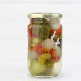 Jar of Banderillas in vinegar 170 g
