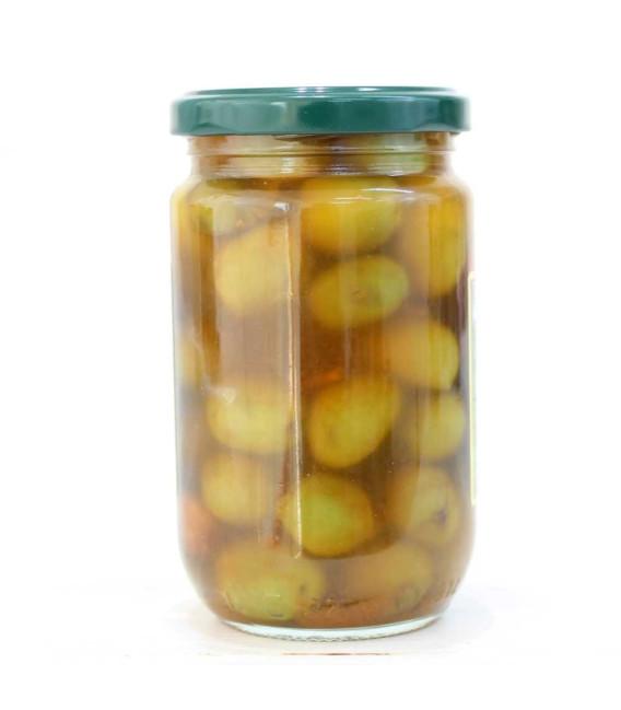 Tarro de Aceitunas Picantes 170 grs