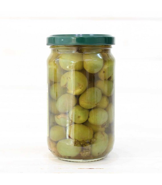Tarro de Aceitunas Chupadedos 170 grs