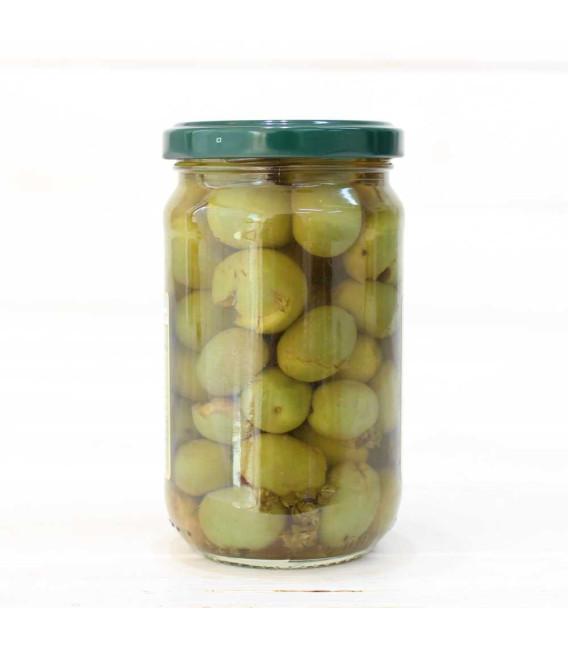 Tarro de Aceitunas Chupadedos suaves 170 grs