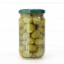 Jar of Olives Chupadedos soft 300 grs