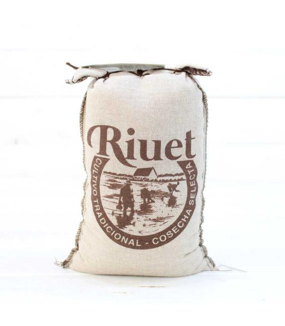 Reis Pumpe mit D. O. P. stoff-Sack 1 kg