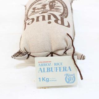 Riso Albufera con D. O. P., sacco, 1 kg