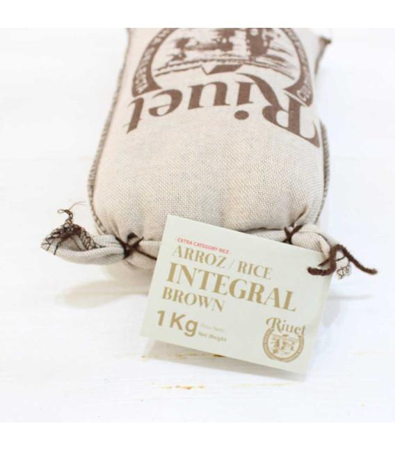 Arroz Integral DOP, Saco 1 kg