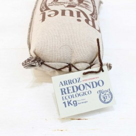 Round rice Eco-friendly , Bag 1kg
