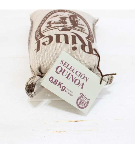 Quinoa, Saco 800 grs