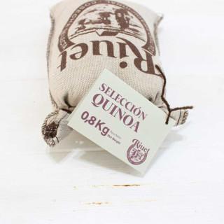 Saco de Tela de Quinoa 800 grs
