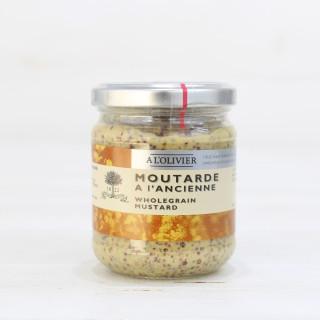 Vecchio stile di senape 200 grammi