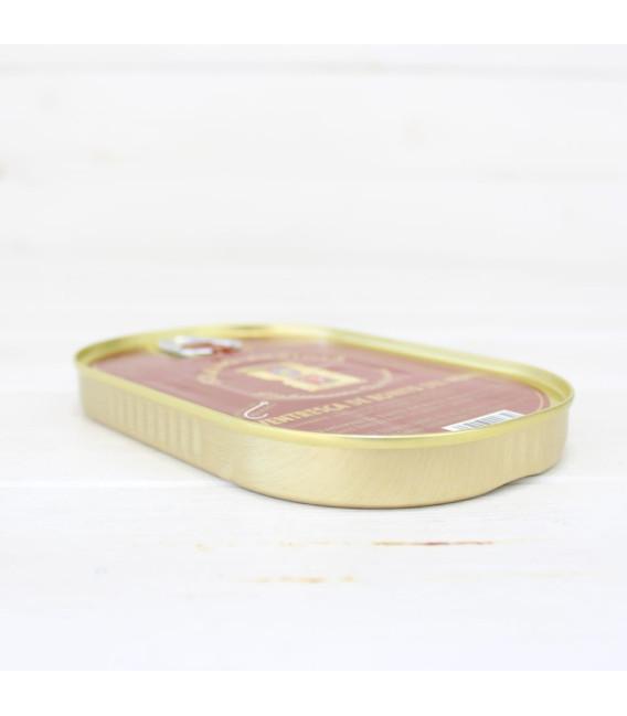Ventresca de Bonito en Aceite de Oliva 110 grs. Solano Arriola