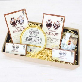 "Gourmet Basket ""Angelachu Selection"""