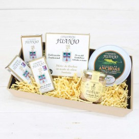 "Gourmet Basket ""Juanjo Selection"""