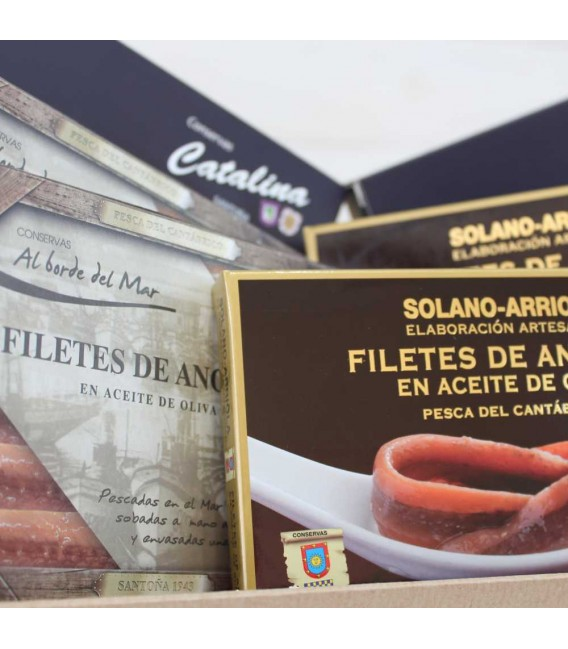 """Panier Gourmet """"Mer De Luxe"""""""