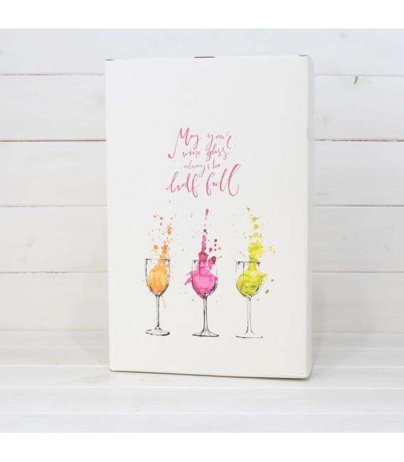Estuche Regalo 3 Botellas de Vino nº13