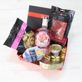 "Basket Gourmet ""Sea Deluxe"""