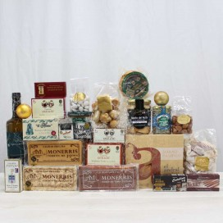 Basket Gourmet Artisan Christmas 19