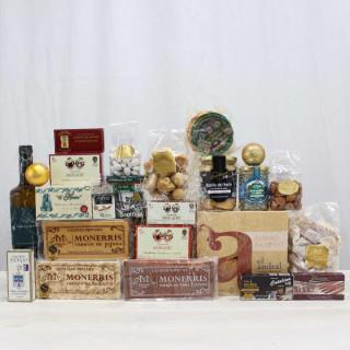 Korb Gourmet-Handwerk Weihnachten 19