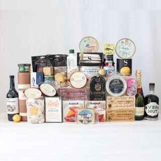 Korb Gourmet-Handwerk Weihnachten 18