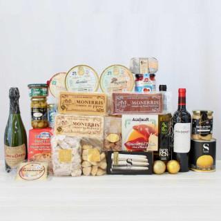 Korb Gourmet-Handwerk Weihnachten 15