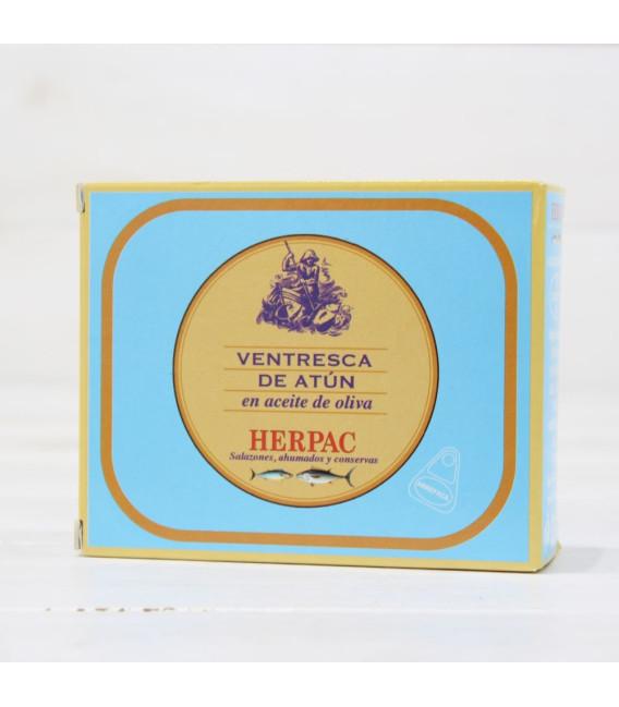 Ventresca di Tonno in Olio di Oliva 320 gr